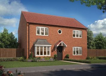 Thumbnail 4 bed detached house for sale in Collingwood Manor, The Strand, Morpeth