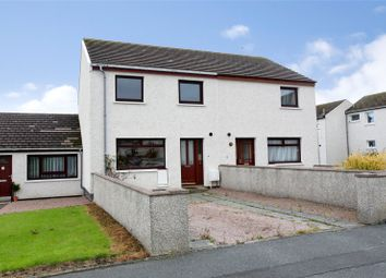 Thumbnail 3 bedroom semi-detached house to rent in 5 Rowanbank, Peterhead
