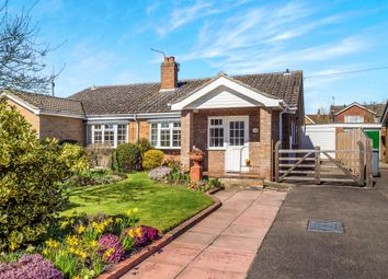 Thumbnail 2 bed semi-detached bungalow for sale in Purdy Way, Aylsham, Norwich