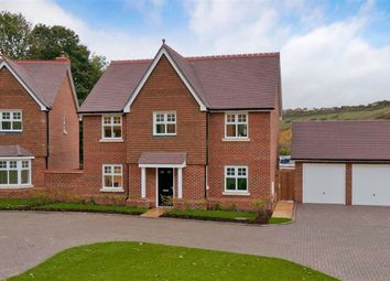 4 bed detached house for sale in Plot 31, The Maxwell, Hempstead, Kent ME7