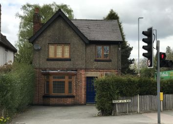 Thumbnail 3 bed detached house for sale in Broom Leys Road, Coalville