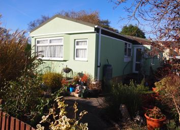 Thumbnail 2 bed mobile/park home for sale in Park View, Barnstaple