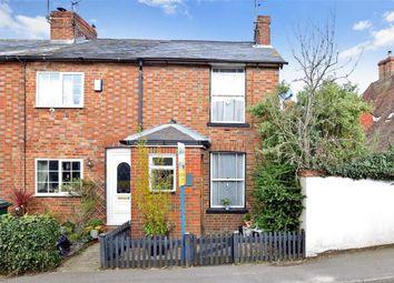 Thumbnail 3 bed terraced house for sale in Warehorne Road, Hamstreet, Ashford, Kent