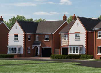 """Thumbnail 4 bedroom detached house for sale in """"The Albury"""" at The Ridge, Blunsdon, Swindon"""
