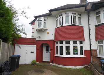 Thumbnail 3 bed semi-detached house for sale in Rowantree Close, Winchmore Hill