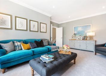 Thumbnail 4 bed detached house for sale in Mortimer Close, Headbourne Worthy, Winchester, Hampshire