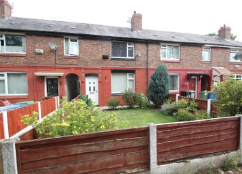 Thumbnail 2 bed terraced house for sale in Matlock Road, Stretford, Manchester