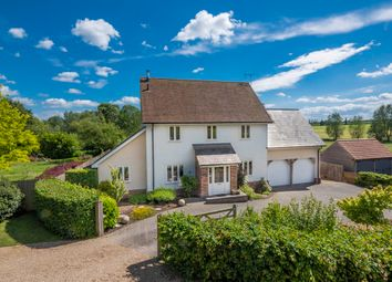 Thumbnail 4 bedroom detached house for sale in Layham, Ipswich, Suffolk