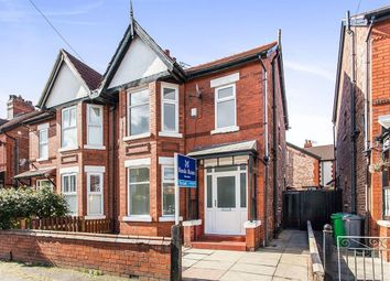 Thumbnail 3 bedroom semi-detached house to rent in Lindsay Road, Manchester