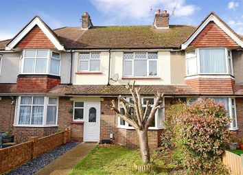 Thumbnail 3 bedroom terraced house for sale in Manor Close, Southwick, West Sussex