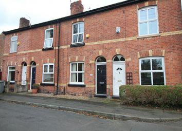 Thumbnail 2 bedroom terraced house to rent in Cross Street, Urmston