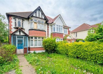 Thumbnail 3 bed semi-detached house for sale in Blenheim Gardens, Wembley