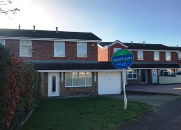 Thumbnail 3 bed semi-detached house to rent in Duke Road, Burntwood