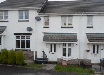 Thumbnail 2 bed terraced house to rent in Park Fenton, Liskeard