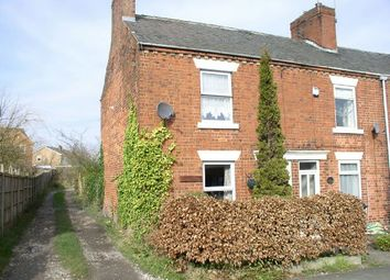 Thumbnail 2 bed end terrace house for sale in Station Road, Morton, Alfreton