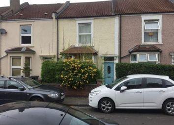 Thumbnail 3 bedroom terraced house for sale in Mivart Street, Bristol