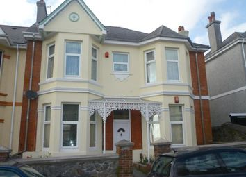 Thumbnail 2 bedroom flat to rent in Chestnut Road, Peverell, Plymouth