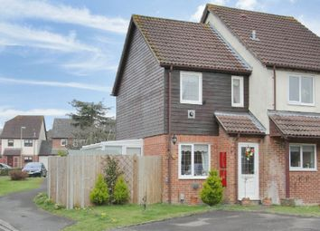 Thumbnail 1 bed semi-detached house for sale in Mallard Close, Andover