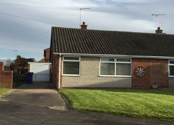 Thumbnail 3 bed bungalow to rent in Henhurst Ridge, Burton Upon Trent, Staffordshire
