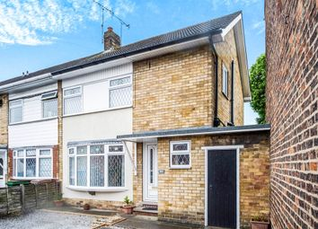 Thumbnail 3 bedroom end terrace house for sale in Northgate, Cottingham