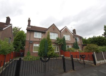 Thumbnail 3 bed semi-detached house to rent in Brook Avenue, Swinton, Manchester