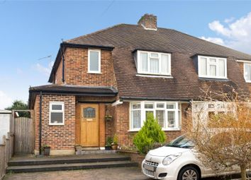 Thumbnail 3 bedroom semi-detached house for sale in Common Road, Claygate, Esher, Surrey