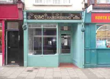 Thumbnail Retail premises to let in Parkholme Terrace, High Street, Lowestoft