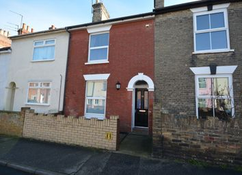 Thumbnail 3 bed terraced house for sale in Lorne Road, Lowestoft