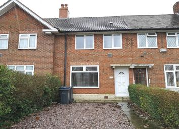 Thumbnail 2 bed terraced house for sale in Bushbury Road, Stechford, Birmingham