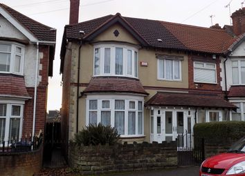 Thumbnail 3 bed end terrace house for sale in Upper Grosvenor Road, Handsworth, Birmingham