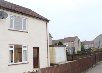 Thumbnail 2 bed end terrace house for sale in Meadowside, Beith