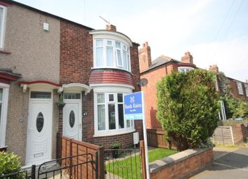 Thumbnail 3 bedroom semi-detached house for sale in Studley Road, Linthorpe, Middlesbrough