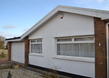 Thumbnail 2 bed bungalow to rent in Clyne Close, Mayals, Swansea