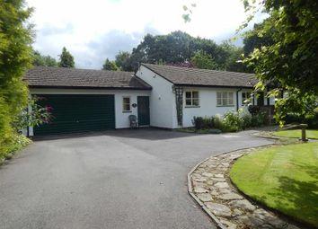 Thumbnail 2 bed detached bungalow for sale in Off Elnor Lane, High Peak, Derbyshire
