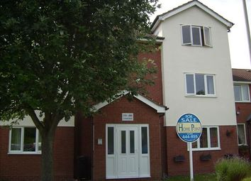 Thumbnail 2 bedroom flat for sale in Foxdale Drive, Brierley Hill