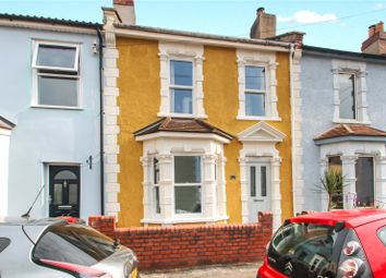 Thumbnail 2 bed terraced house for sale in Parker Street, Bedminster, Bristol