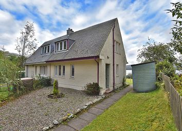Thumbnail 2 bed semi-detached house for sale in Bonawe, By Oban