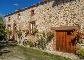 Thumbnail 3 bed country house for sale in Oradour-Fanais, Charente, France