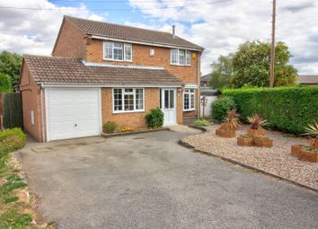 Thumbnail 4 bed detached house for sale in Eden Close, Loughborough