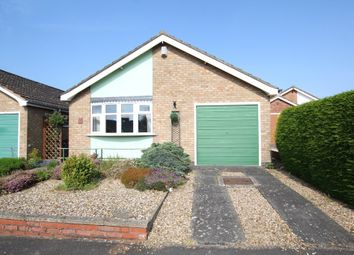 Thumbnail 2 bed detached bungalow for sale in Coneygrey, Fleckney, Leicester