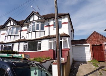 Thumbnail 3 bed end terrace house to rent in Trosley Avenue, Gravesend