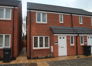 Thumbnail 3 bed property to rent in Guardian Way, Luton