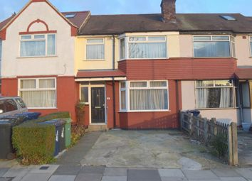 Thumbnail 4 bed terraced house to rent in Ellesmere Road, Greenford