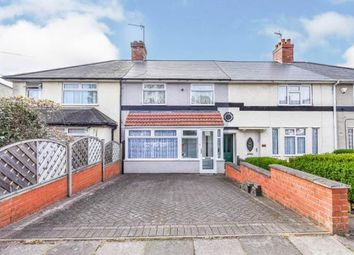 Thumbnail 3 bed terraced house for sale in Tansley Road, Birmingham, West Midlands