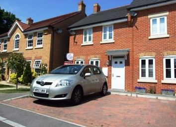 Thumbnail 3 bedroom end terrace house to rent in Summerleigh Walk, Fareham