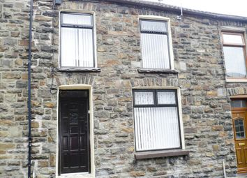 Thumbnail 2 bed terraced house for sale in Elizabeth Close, Lewis Street, Pentre