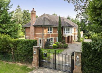 5 bed detached house for sale in Broadwater Road South, Burwood Park, Hersham, Walton-On-Thames KT12
