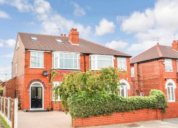 Thumbnail 4 bed semi-detached house for sale in Oakhill Road, Wheatley Hills, Doncaster