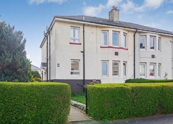Thumbnail 2 bedroom flat for sale in Colinslee Crescent, Paisley, Renfrewshire, .
