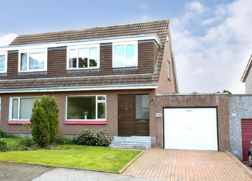 Thumbnail 3 bed semi-detached house to rent in Dunecht Road, Westhill AB32,